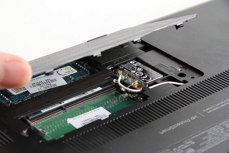 HP Pavilion 15 disassembly and RAM, HDD upgrade options   MyFixGuide com