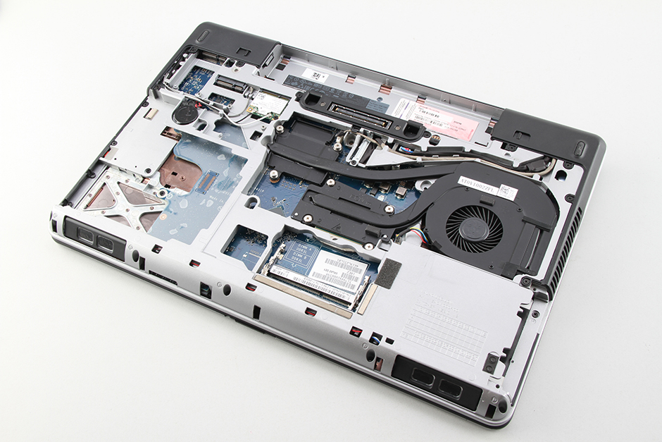 Dell Latitude E6540 disassembly and RAM, HDD upgrade options