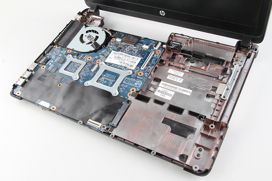 HP ProBook 440 G1 disassembly and RAM, HDD upgrade options