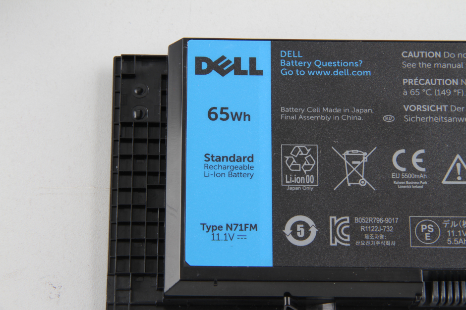 Dell Precision M4800 disassembly and RAM, HDD upgrade options
