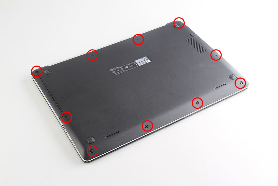 how to remove dvd drive from asus laptop