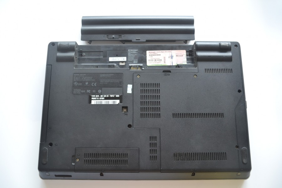 Lenovo-ThinkPad-Edge-E40-Disassembly-1