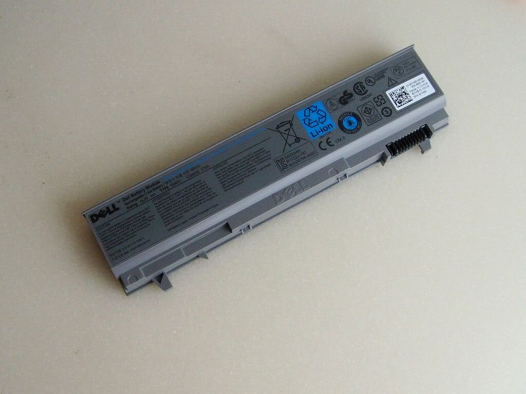 Dell Latitude E6410 Disassembly and SSD, RAM, HDD upgrade options