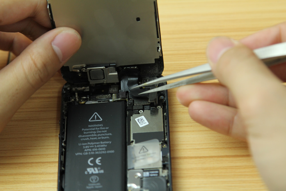 remove iphone 5 screen apple iphone 5s screen replacement and removal 4927