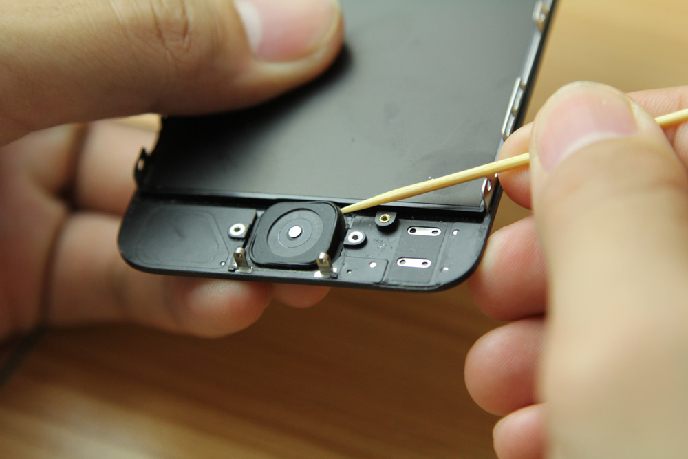 Apple iPhone 5s Screen Replacement and Removal | MyFixGuide com