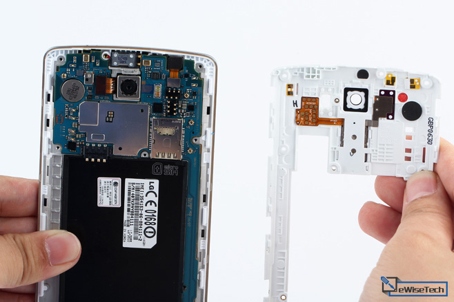 LG G3 Disassembly | MyFixGuide com