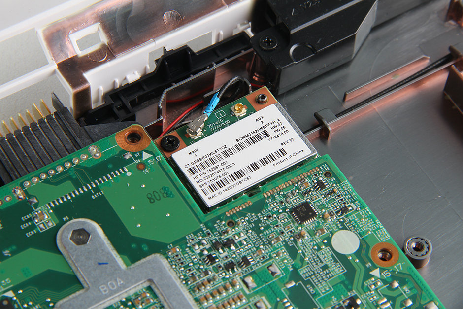 HP Pavilion 15-P000 disassembly and RAM, HDD upgrade options