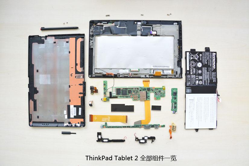 Lenovo Thinkpad Tablet 2 Disassembly | MyFixGuide com