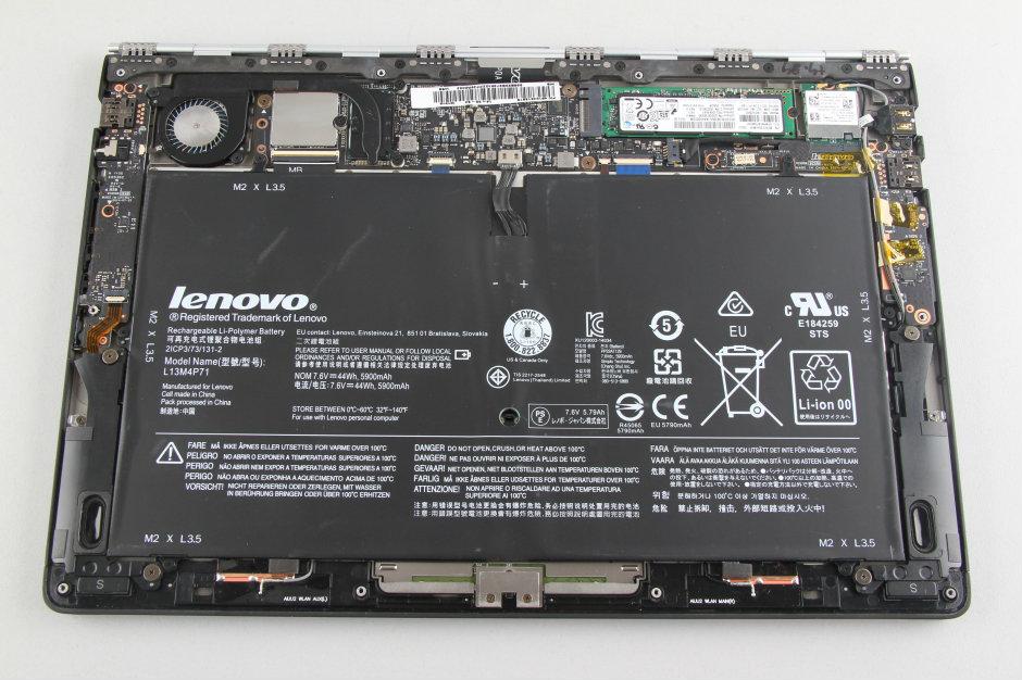 Lenovo Yoga 3 Pro Disassembly Manual | MyFixGuide com