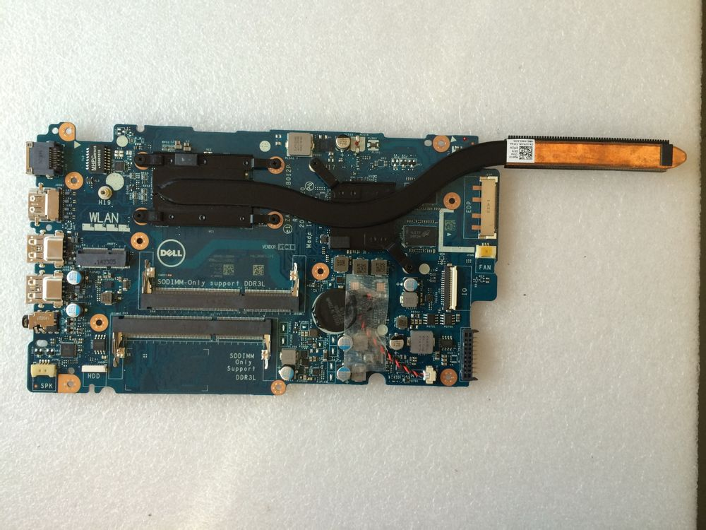 Dell Inspiron 15 5547 Disassembly and SSD, RAM, HDD upgrade