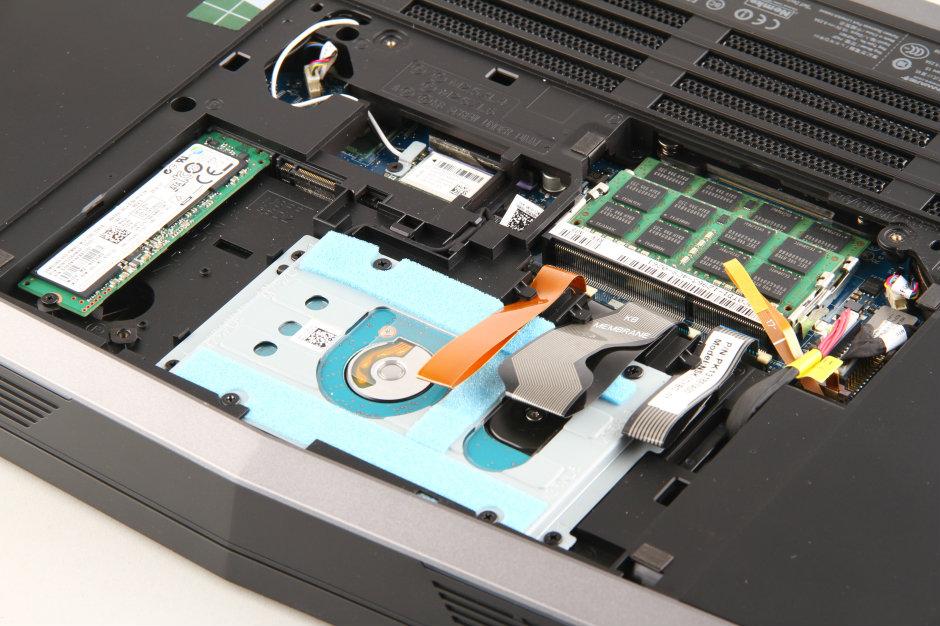 SSD Dell Alienware 3