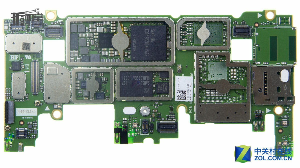 Dell Venue 8 7000 (7840) Teardown | MyFixGuide com