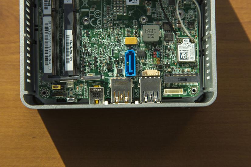 Intel Nuc Nuc5i7ryh Teardown Myfixguide Com