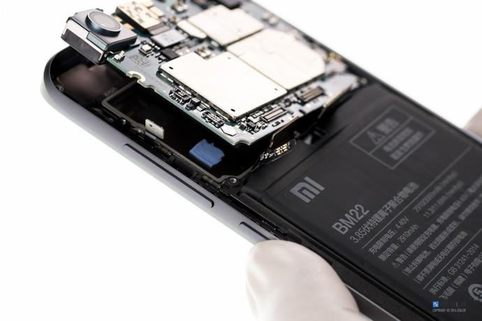 Xiaomi Mi 5 Teardown   MyFixGuide com