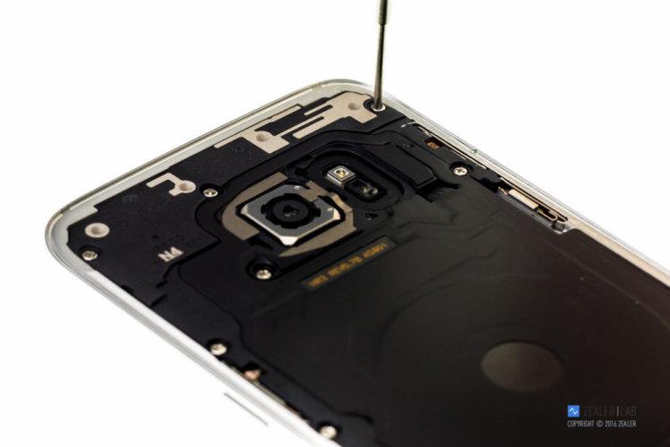 Samsung Galaxy S7 Edge Teardown Myfixguide Com