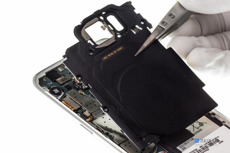 Samsung Galaxy S7 edge Teardown | MyFixGuide com
