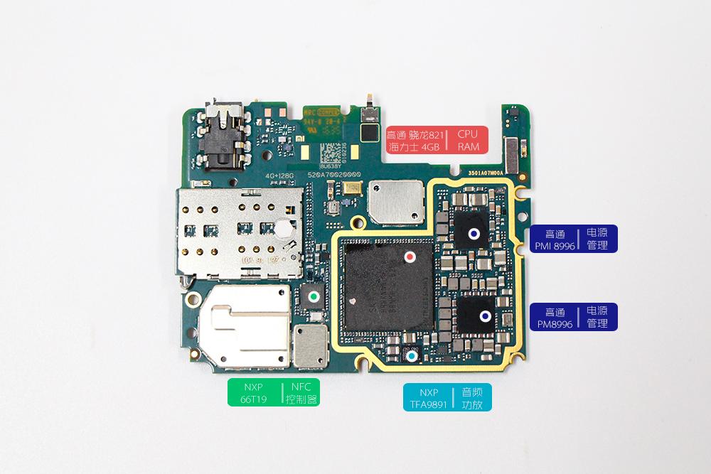 Xiaomi Mi 5s Teardown | MyFixGuide com