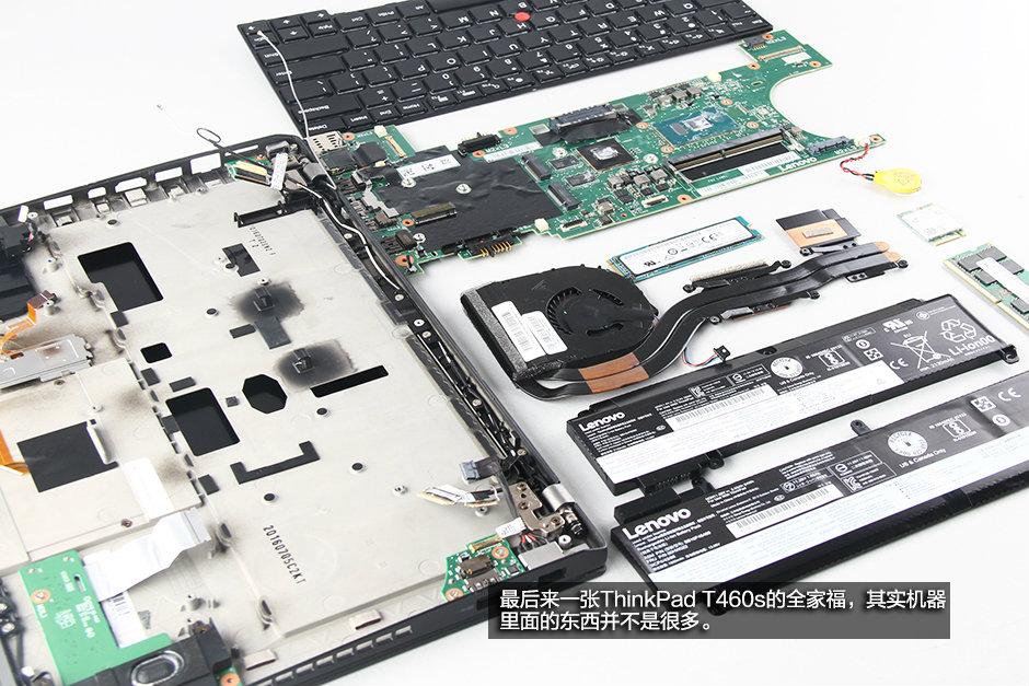 Lenovo ThinkPad T460s Disassembly and SSD, RAM upgrade
