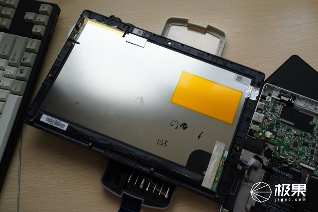 Lenovo Miix 510 disassembly and SSD, RAM upgrade options