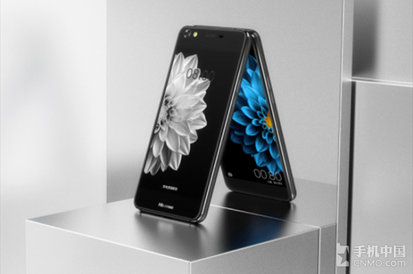 Hisense A2 Features A Dual Display