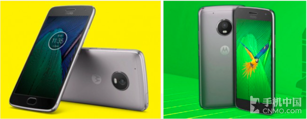 Moto G5 And G5 Plus Official Rendering And Configuration Exposure