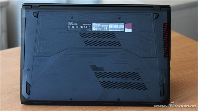ASUS ROG GL553VE Disassembly and SSD, HDD, RAM upgrade options
