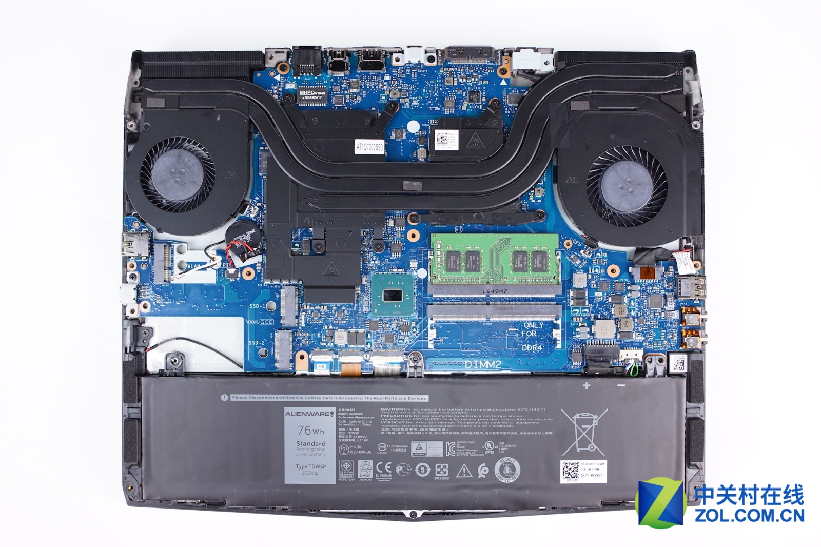 Alienware 13 R3 Oled Disassembly Myfixguide Com