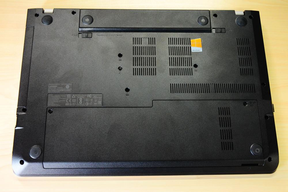 Lenovo ThinkPad E570 Disassembly and SSD, HDD, RAM upgrade options
