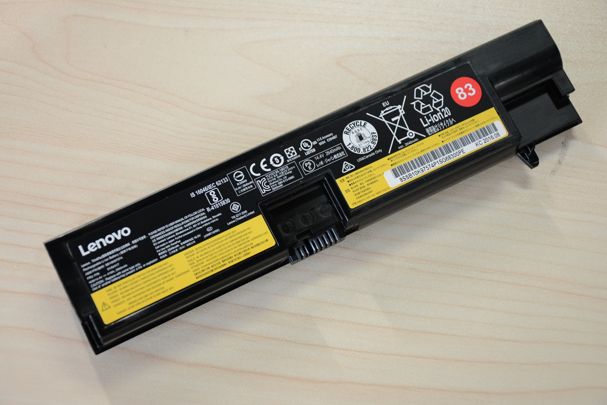 Lenovo ThinkPad E570 Disassembly and SSD, HDD, RAM upgrade options