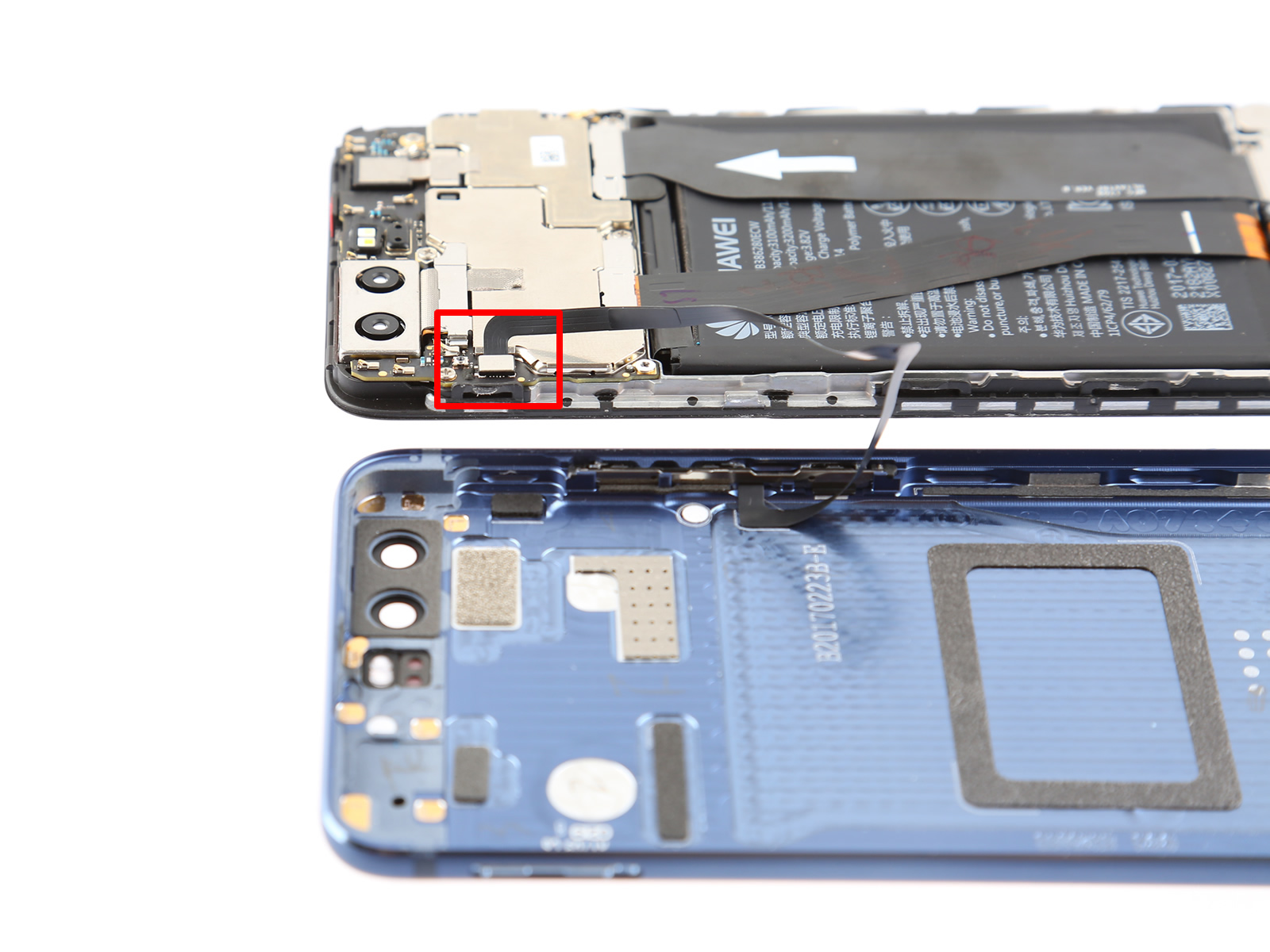 half off e187d 97356 How To Remove Huawei P10's Back Cover - MyFixGuide.com