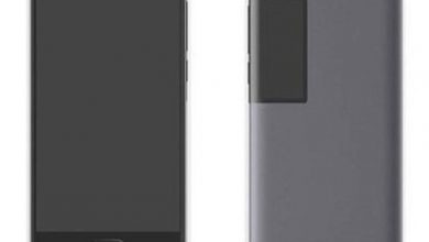 Meizu Pro7`s design drawing exposed