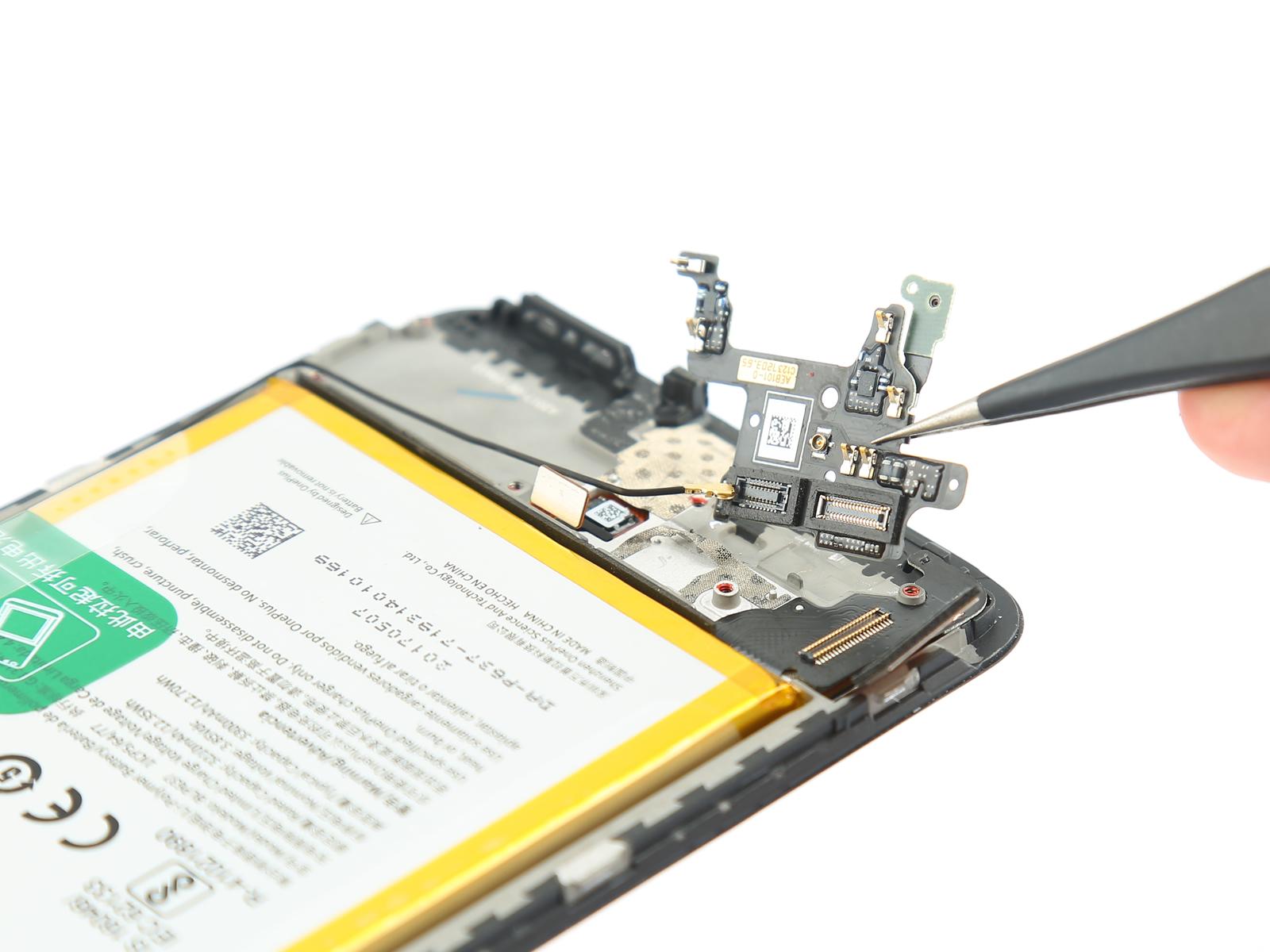 OnePlus 5 Teardown - MyFixGuide com