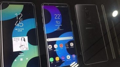 Photo of Samsung Galaxy Note 8 poster leaked with fingerprint scanner on the back