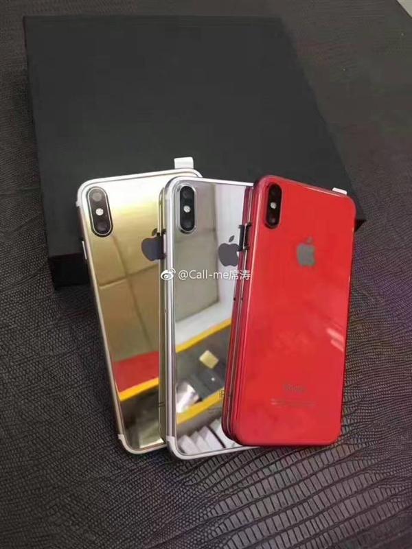 Real looking iPhone 8 dummies leaked