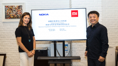 Xiaomi and NOKIA signed cooperation agreement