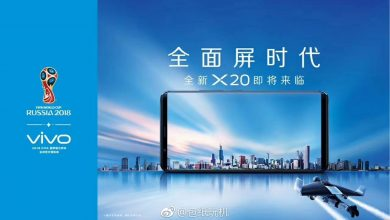 Photo of Vivo X20 poster leaked with full screen