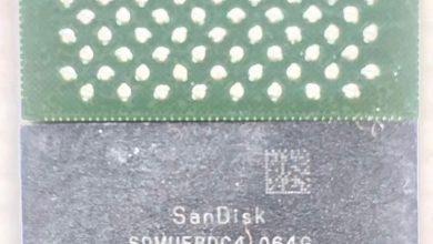 iPhone 8 64G memory card