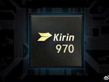 Kirin 970 chip