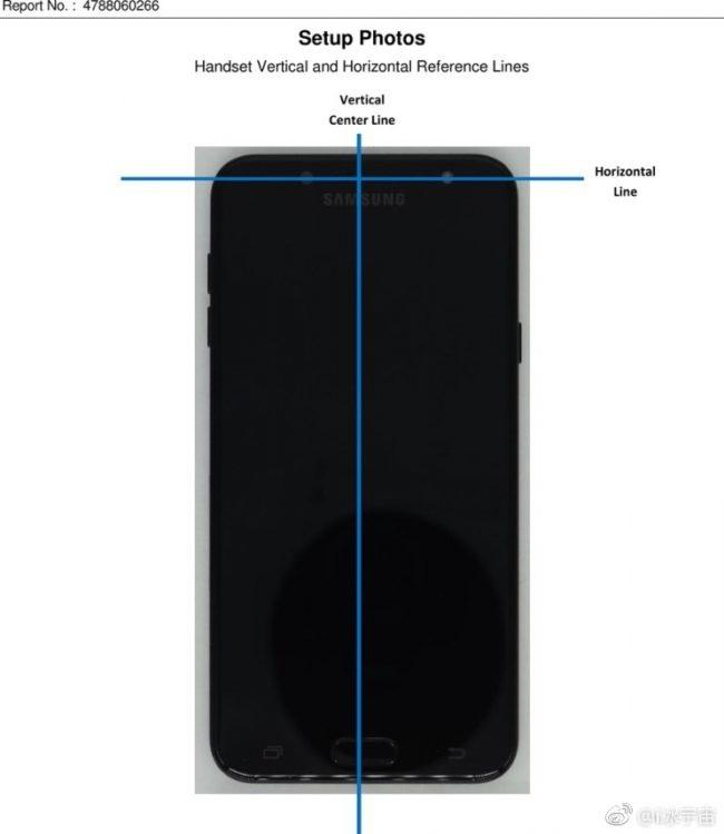 Samsung Galaxy C7 (2017) prototype