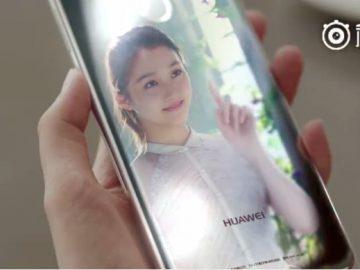Silver Huawei nova 2
