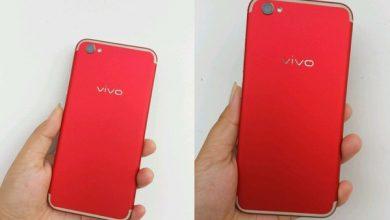 vivo x9s red variant