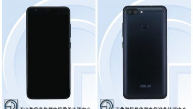 Photo of ASUS X018DC with 4,030mAh large battery appeared on TENAA