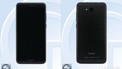 Honor 6C front and back