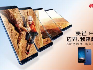 Huawei Maimang 6 theme