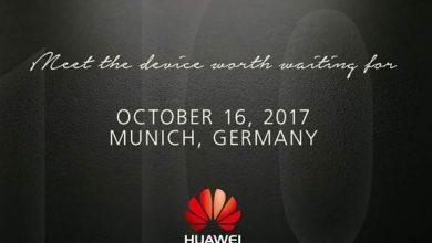 Huawei Mate 10 poster