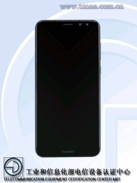 Huawei RNE-AL00 front