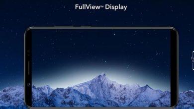 vivo V7+ display