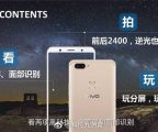 vivo X20 feature