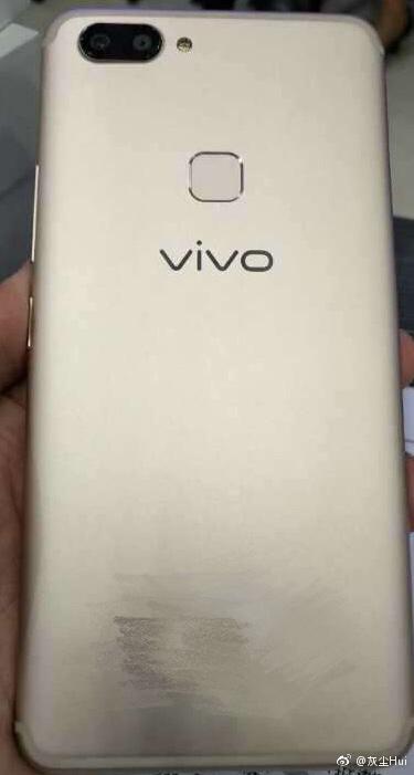 Vivo X20 back