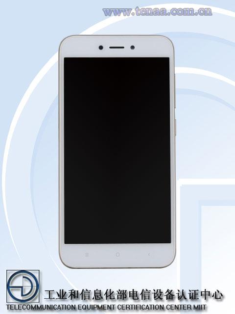 Xiaomi Redmi 5A front
